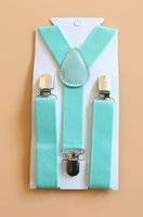 Ture and Real Manufacturer 20pcs Mint Green Suspender