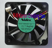 Novo Original 6CM D06R-24SS1 04B 6015 24 V 0.12A 3 fios de ARREFECIMENTO VENTILADOR 60 * 60 * 15 MM 24 V