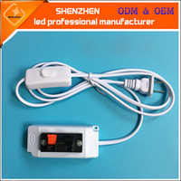 new Switch LED lamp lighting test line aging wiring clamp po...