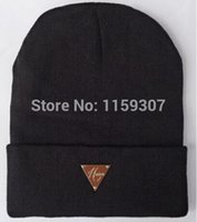 Wholesale- Acrylic casquette Hater Beanie Winter Skullies Str...