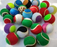 مستلزمات الحيوانات الأليفة لعب التنس الكلب دغة لعبة الحيوانات الأليفة لعبة تدريب الكرة