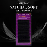 Wholesale- 5cases set, NAGARAKU high- quality mink eyelash exte...