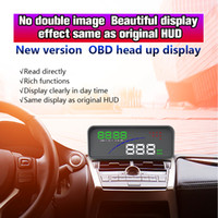 Car Universal Head Up Display With BOD2 Port 12V Multifuncti...