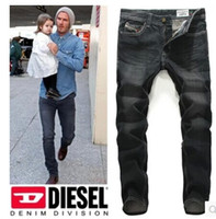 New Fashion Style Men' s Brand Jeans Pants Man Casual Co...