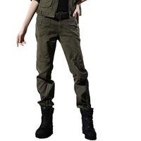 101 Airborne Mode Strick Frauen Militär Hosen Tarnung Cargo Pants US Army Union Hose Outdoors Kleidung Für Frauen 2 Farben