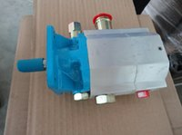 Bomba Pompes à engrenages hydrauliques Fendeuses de bûches CBNA 6.3 / 2.1 vannes 8GPM pour machine de découpe de bois de chauffage 11GPM