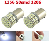 1156 BA15S 50smd 50 smd 50 led 1157 1206 tail brake turn lig...