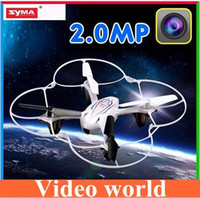Syma X11C RC Quadcopter with Camera HD 2. 0MP Remote Control ...