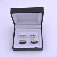 Contenitori di gioielli di plastica del contenitore di gemello di nero del grado superiore nero del gemello Migliore contenitore di regalo per i gemelli Vendita calda