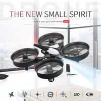 H36 Mini Drohne 2,4 Ghz 4CH RC Drohne Ein Schlüssel Zurück RC Hubschrauber Headless Modus Mini Quadcopter Fernbedienung Kinder Spielzeug