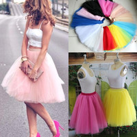 Real Image Knee Length Skirts Young Ladies Women Bust Skirts...