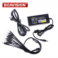 12V 5A 8 Port CCTV Camera AC Adapter Power Supply Box For th...