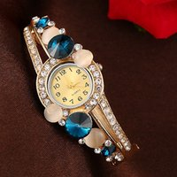 Free Shipping Gift For Women Quartz Watch Lattest 5 Colors W...