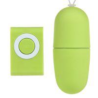 Vibratore senza fili di vibrazione delle sfere vaginali dell'uovo di vibrazione senza fili a 20 velocità Prodotti del sesso Il sesso adulto gioca i giocattoli unici
