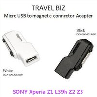 Magnetic Micro USB to Magnet Charger Adapter For Sony Xperia...