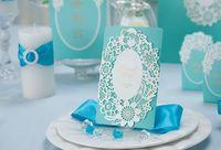 Красивая Персонализировать 2018 Дешевые Свадебные Приглашения Карты Цветы Бронзированием Пригласительные Билеты