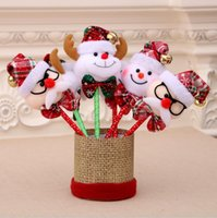 2017 New Kids Christmas Decoration Cute Gift Santa Claus Sno...