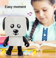 Bluetooth Dancing Speakers White Dog Electronic Pet Toys Min...