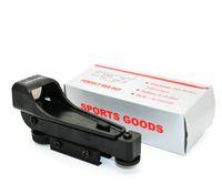 TAC Red Dot Sight Scope / телескопические прицелы для правоохранительных органов / на открытом воздухе / охота 10 мм или 20 мм Weaver Mounts 1x20x30 оптический прицел 100 шт. / лот