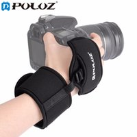 PULUZ Soft Neoprene Hand Grip Wrist Strap with 1 4 inch Scre...