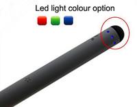 Оптовые e сигареты Vape бутон сенсорный испаритель ручка батареи бутон сенсорный о пера Vape ручка батареи 510