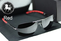 Hot Sale 2017 New Fashion Men' s Sunglasse Mirror Sungla...