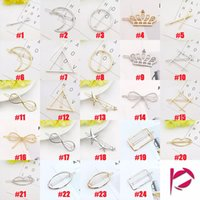 Hot Sale More than 24 Type Women Hairpins Girls Moon Star He...