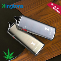 Original Dry Herb Vaporizer Black Widow Silver Vaporizer Wax...