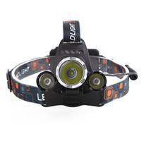 Headlamp Led 10000 Lumen Headlight Flashlight Zoom Flashligh...