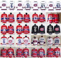 Maillot Carey Price des Canadiens de Montréal 2018 100 100th Classic Max Pacioretty Karité Weber Andrew Shaw Brendan Gallagher Jonathan Drouin Blanc