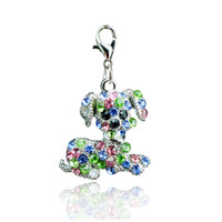 HOT SALE!NEW!Floating Charms Window Plate, Rhinestone Charm P...