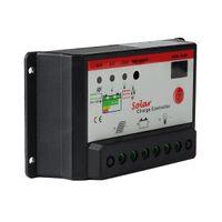 30A panneau solaire contrôleur de charge de batterie / régulateur 12V / 24V 30 ampères avec PWM type de charge 2pcs / lot livraison gratuite