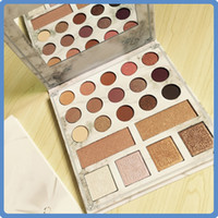 New Brand Deluxe Edition 21 Colors Eyeshadow & Highlighter P...