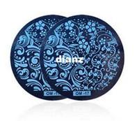 Мода Hot 60designs Nail Art Tracks Tracks Teamplate Teamplate Польский печать Ногтей Изображение Plate Stamper Scraper Набор DIY MALICURE Инструменты