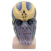 Wholesale The avengers Alliance Mask Latex Full Head Movie M...