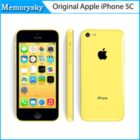 Original Refurbished Apple iPhone 5C Unlocked Mobile Phone 3...
