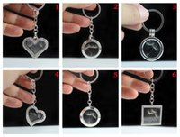 1PC Glass Locket Dandelion Keychains(6 Designs available), Da...
