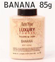 Ben Nye POUDRE DE POUDRE DE LUXE de LUXE Banane Poudre de maquillage en vrac 3oz / 85g 120pcs