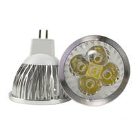Nuovo CREE MR16 - GU5.3 lampada LED luce spot 12V 220V 110V 9W 12W 15W LED Lampada Faretto GU10 bianco caldo / freddo