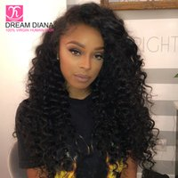 7A malaysian curly hair with curly virgin closure 4 bundles ...