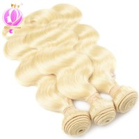 #613 100% 7A Body Wave Human Hair Bundles Brazilian Virgin H...