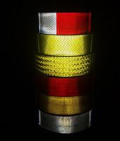 Selbstklebende reflektierende Warnsignalaufkleber des Verkehrszeichen-reflektierenden