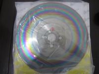 apol 12-Zoll-Hochgeschwindigkeitsstahl Sägeblättern 315 * 1,6 * 32mm HSS-M42 Kreissägeblatt für Edelstahl-Schneidwerkzeug Schneid Regenbogen saw