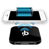 Qi Charger Q8 Wireless Charger charging USB for iPhone 8 X S...