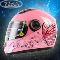2015 neue jema ym-827 volles face motorrad helm motorrad helme elektrische fahrradhelm hergestellt aus abs und freier größe mit schal