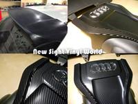 Black 4D Carbon Fiber Vinyl 4D Carbon Fiber Wrap For Car Wrap bubble Free Size: 1.52*30m/Roll