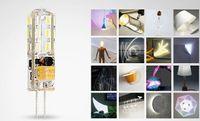 SMD G4 / G9 ha condotto le lampadine per Crystal Light DC12V / AC85-265V