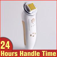 Cuidado de la piel de la piel de cumpleaños regalo personal de apriete Cara fraccional RF Radio Frecuencia portátil máquina de belleza