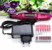طحن آلة القلم مصغرة الكهربائية ساندر آلة الصنفرة جاندام مسمار أدوات تلميع جودة عالية مسمار الفن أطقم