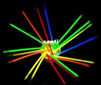 Рождественские праздники церемония люминесцентная браслеты,ночь светящиеся палочки, светодиодные игрушки